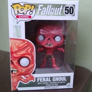 Funko Pop Fallout Feral Ghoul